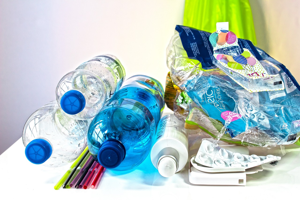 recykling plastiku